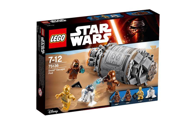 Lego LEGO Star Wars 75136 Únikový modul pro droidy