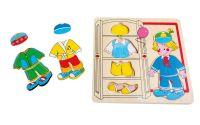 Oblékací puzzle Chlapec