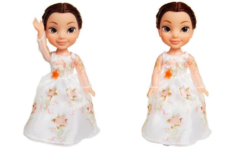 Panenka Belle - Kráska a zvíře 35 cm