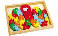 Puzzle Chobotnice abeceda