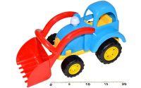 Traktor na písek 30cm